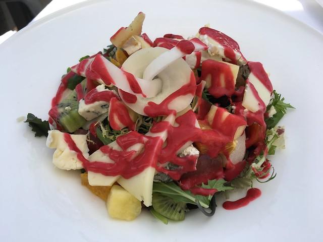 Assorted greens salad - El Rincon de Pepe