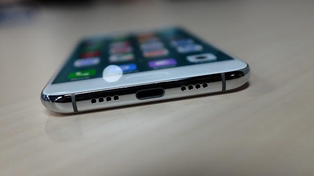 Speaker dan port USB-C Xiaomi Mi 6