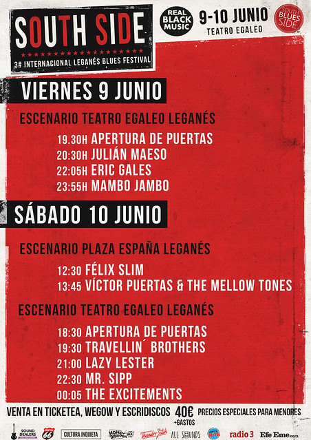 Festival de blues South Side