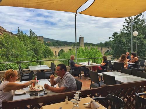 Restaurante Curia Reial de Besalú (La Garrotxa)