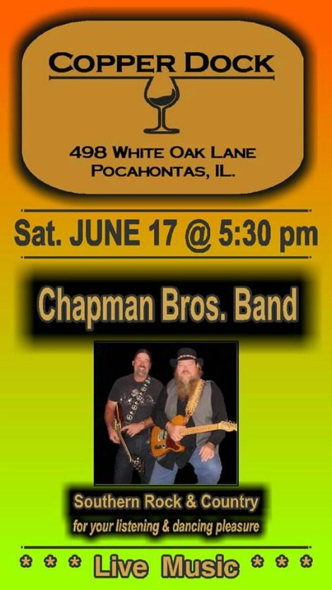 Chapman Bros 6-17-17