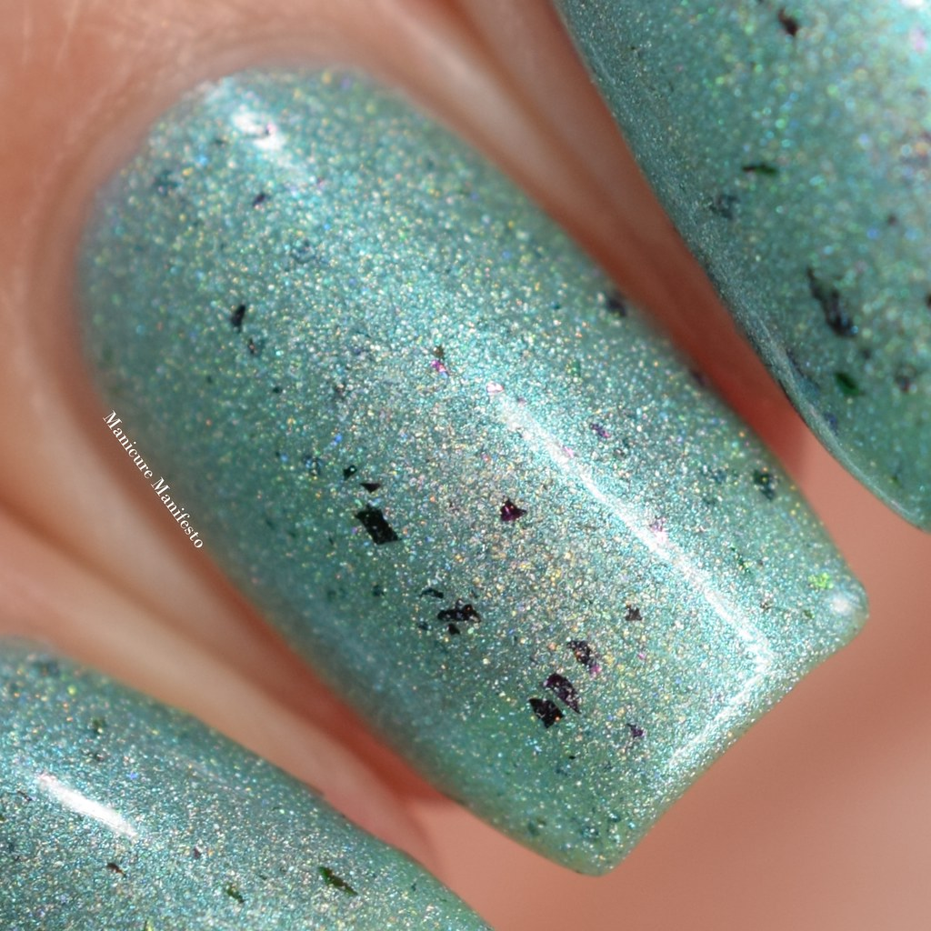 CANVAS Lacquer Northern Lights swatch