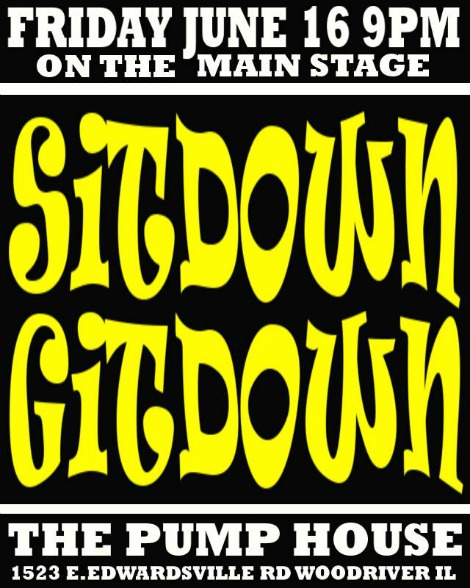 Sitdown Gitdown 6-16-17