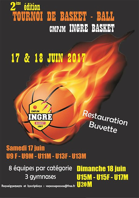 Basket Tournoi 2017