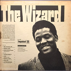 MEL BROWN:THE WIZARD(JACKET D)