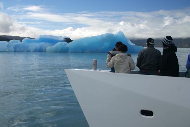 Excursion Todo Glaciares - Lago Argentino