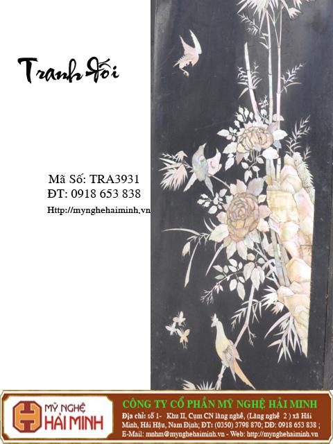 tranhdoi TRA3931c