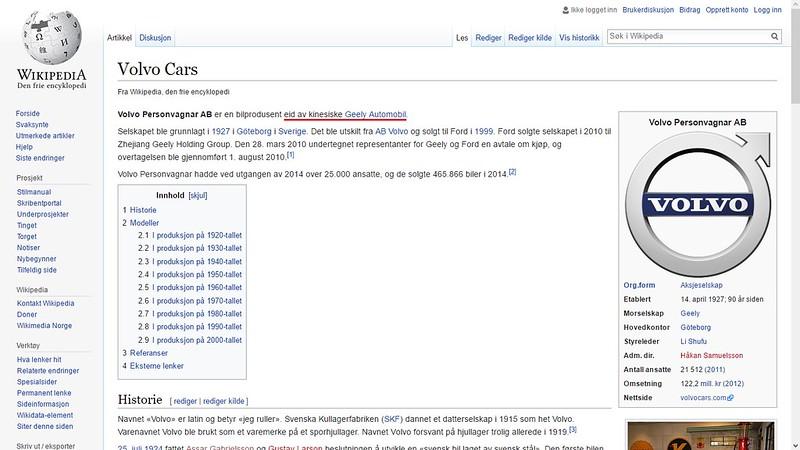 mer om volvo kinesisk wiki