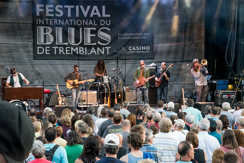 Mont Tremblant Blues Festival | by Stephen Downes