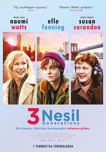 3 Nesil - 3 Generations (2017)
