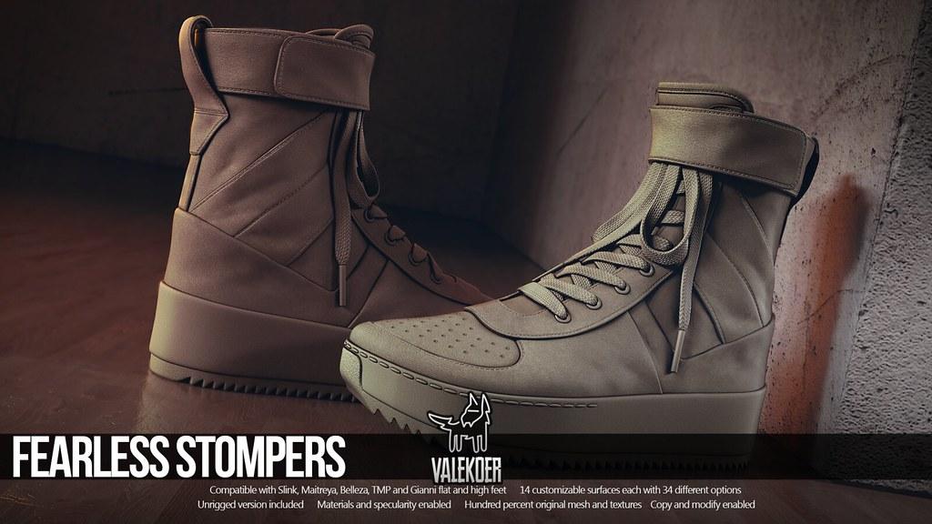 [VALE KOER] FEARLESS STOMPERS