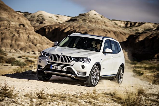 [新聞照片一] 全新BMW X3智能領航版239萬起升級上市!