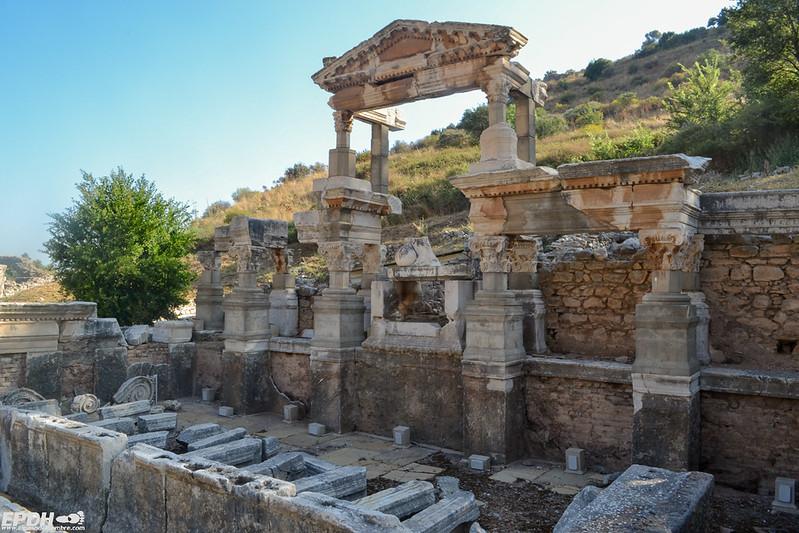 Fuente de Trajano.