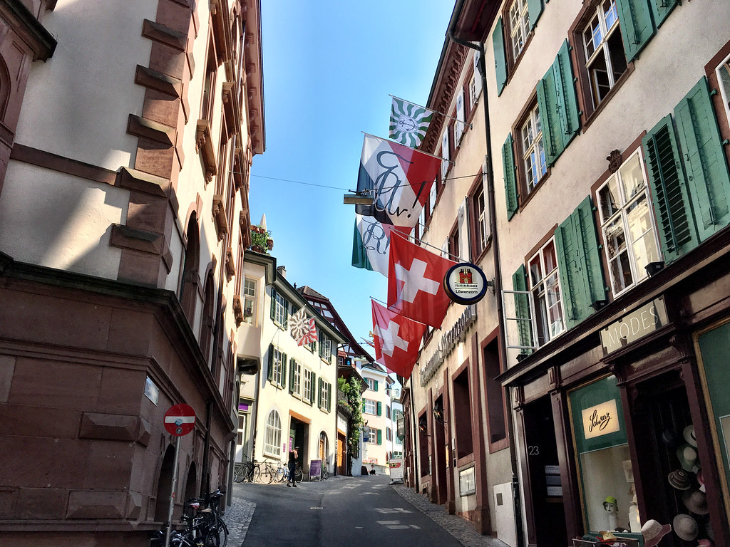 My Second Date with Switzerland – Discovering the Best of Basel