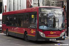 Alexander Dennis Enviro 200 - YX60 EOE - SE47 - Roehampton 170 - Go Ahead London - London 2017 - Steven Gray - IMG_9447
