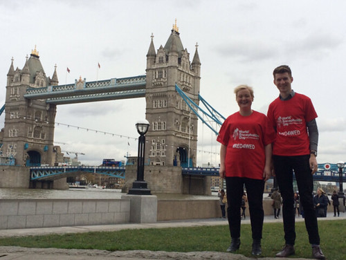 World Encephalitis Day 2016 - #RED4WED