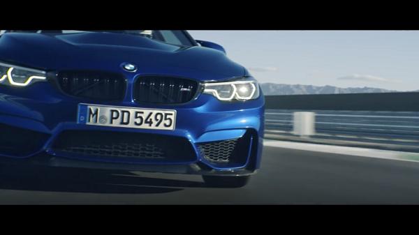 【動画】「BMW M4」新ローンチフィルムがカッコイイと話題に!BMW M4CSはいくら?