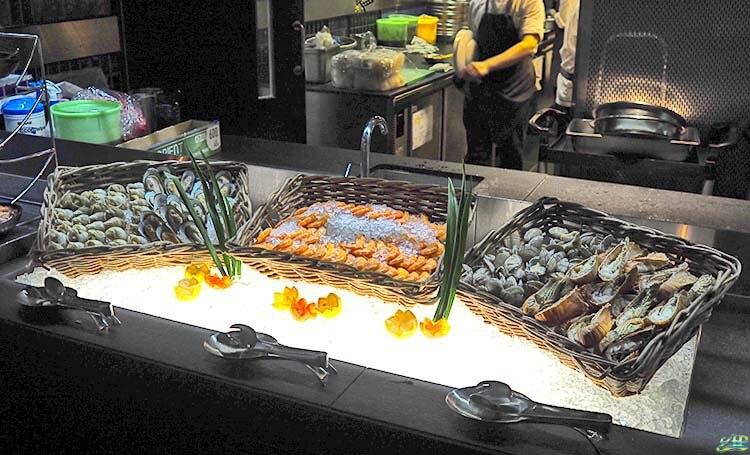 seafood ramadan