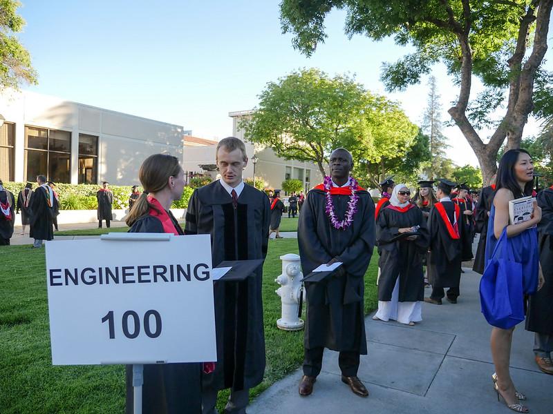 2017 Graduate Commencement