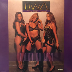 H.W.A.:I AIN'T NO LADY(JACKET A)