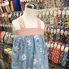 氣球裙小洋裝
