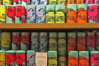 London - Fortnum and Mason teas