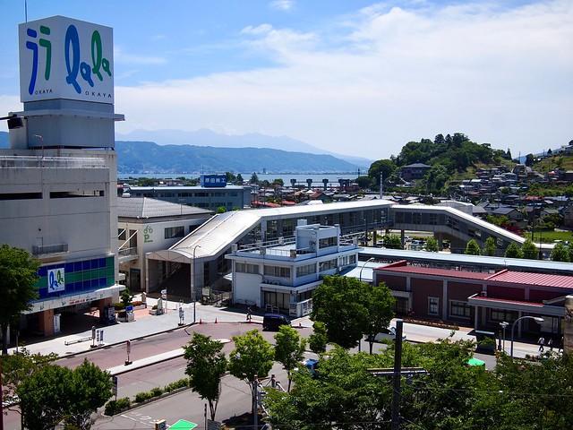 2017.6.11 岡谷駅