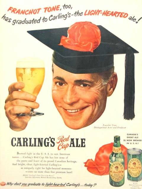 Carling-1951-franchot-tone