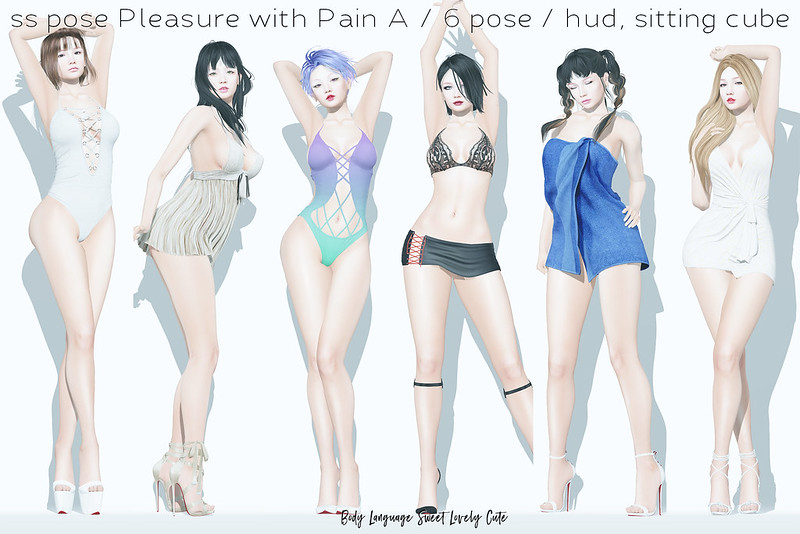 SS POSE Pleasure with Pain A @ K9