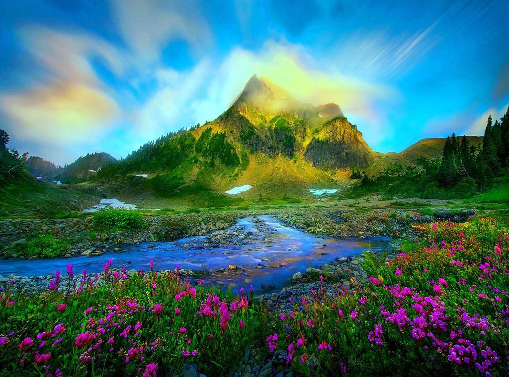 Gambar Pemandangan Gunung 2913 Gambar Pemandangan Com Gamb Flickr