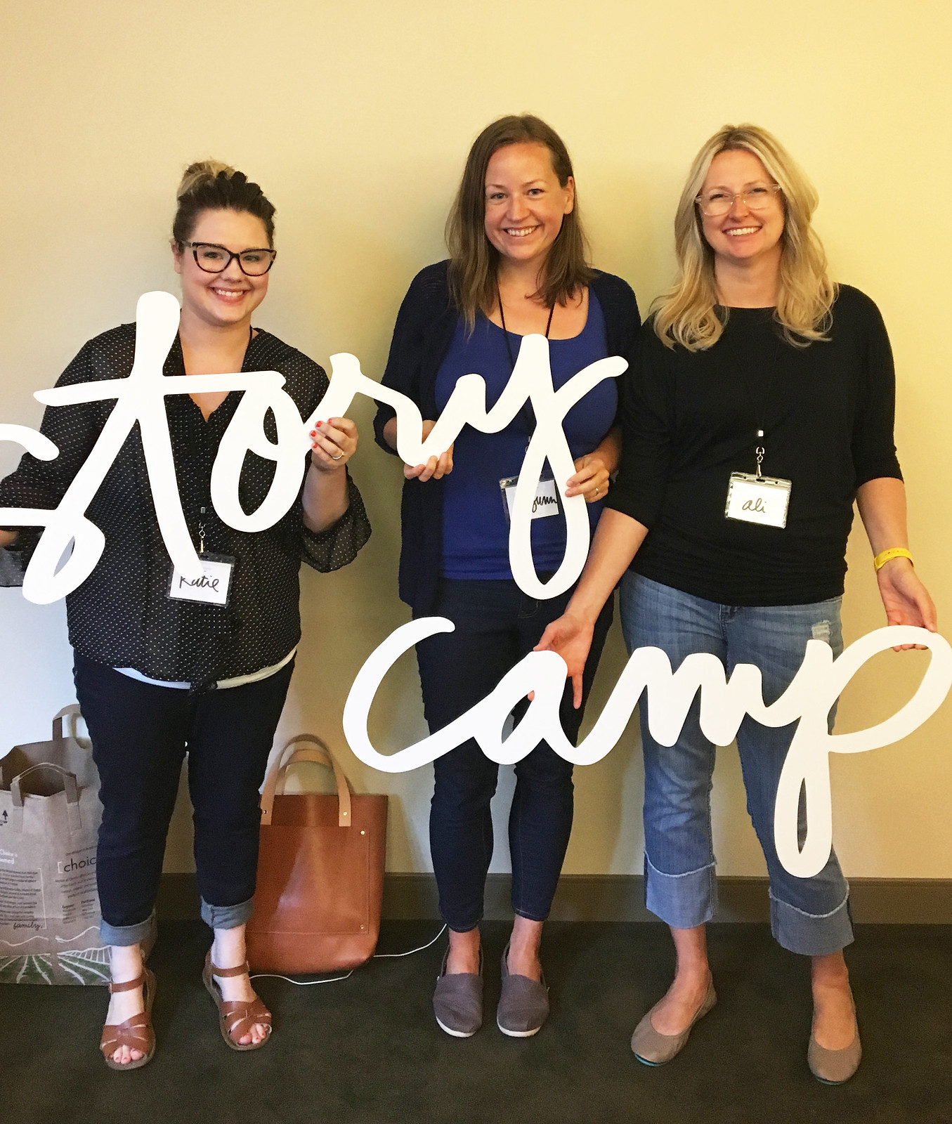 Ali Edwards Story Camp