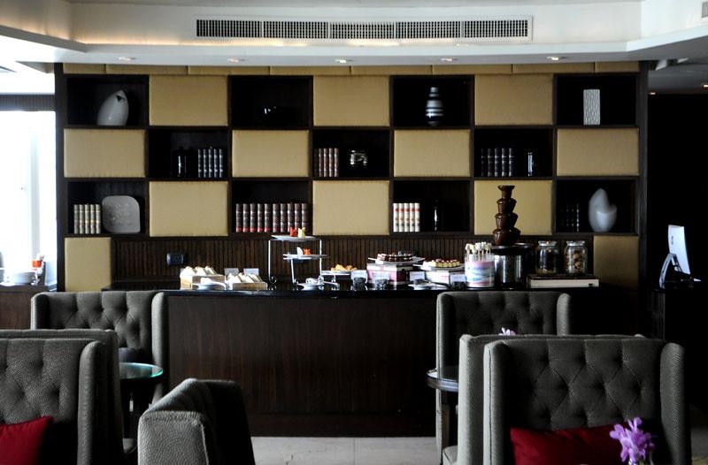 アフタヌーンティーで人気のホテル プルマン バンコク グランデ スクンビット