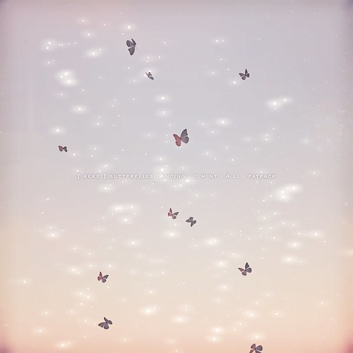 [ keke ] butterflies dancing | by [ keke ] by Kean Kelly