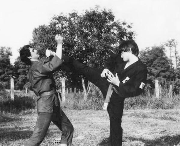 Bokor József és Márton László - 1982 - Hong Lung Ch'uan Tao