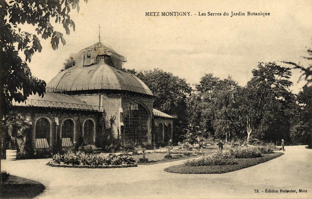 jardin botanique de metz b574636101_fic_mut_0947 by bibliothques mdiathques de metz - Jardin Botanique Metz