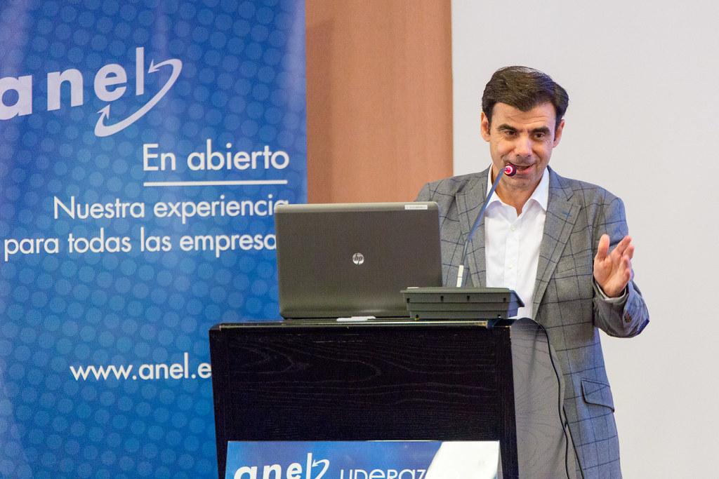 Zigor Ezpeleta e Ignacio Ugalde sobre liderazgo en ANEL