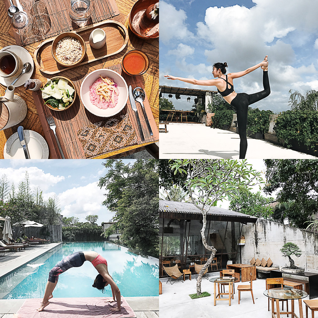 Bali DIY yoga retreat 5