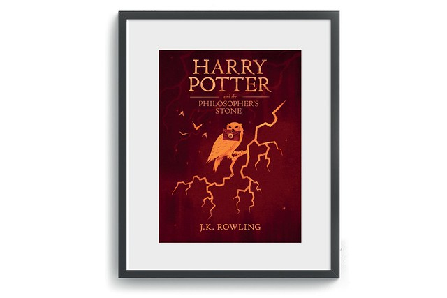 Pottermore Art Collection