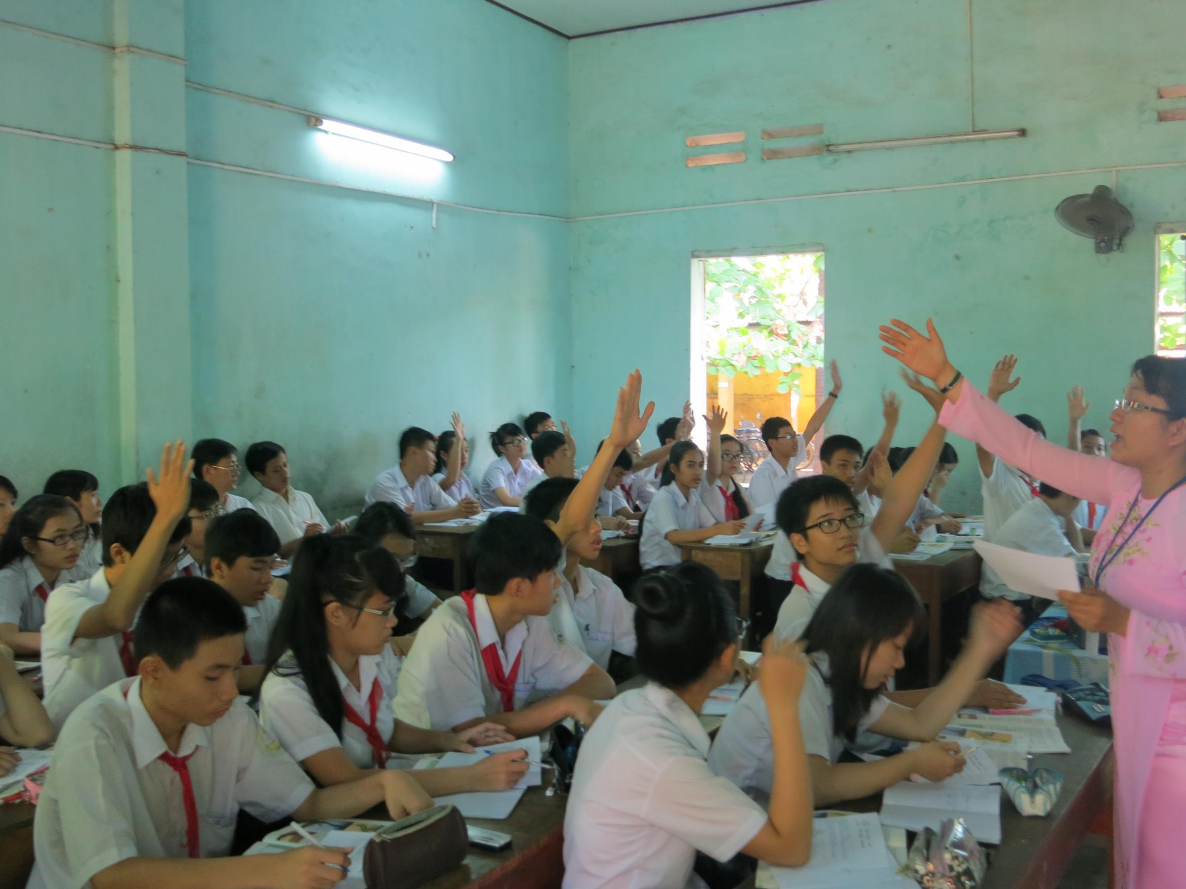 Chuyên đề cụm 5 Môn Tiếng Anh