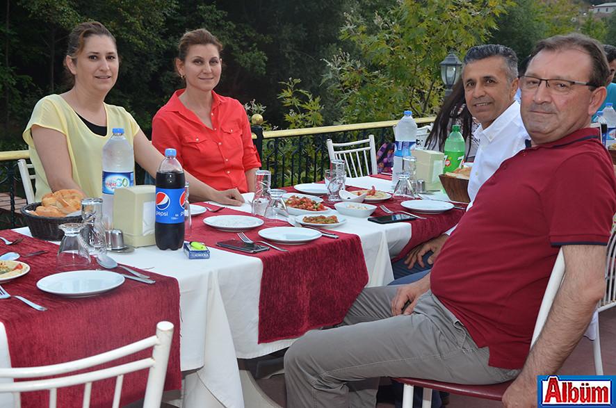 evgi Rüzgar, Emine Ersoy, Alanya Gıda Tarım ve Hayvancılık İlçe Müdürü Mehmet Rüzgar, Kenan Ersoy