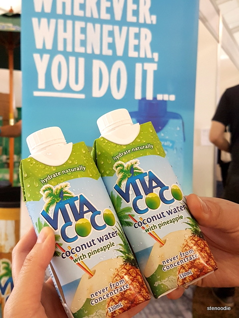Coconut Water with Pineapple from Vita Coco