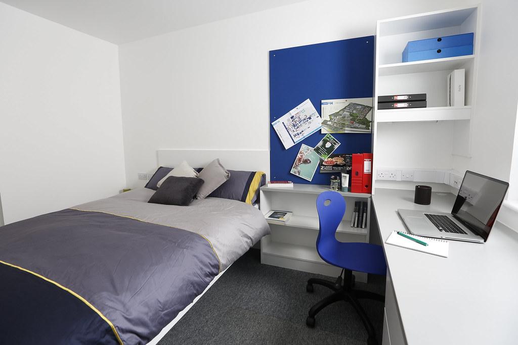 Hertfordshire University Room Finder