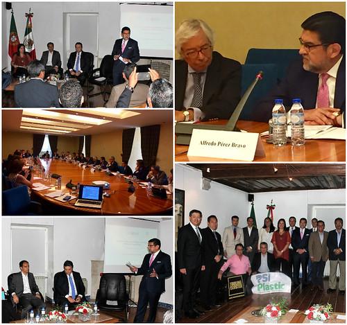 Misión empresarial mexicana visita Portugal en busca de alianzas estratégicas