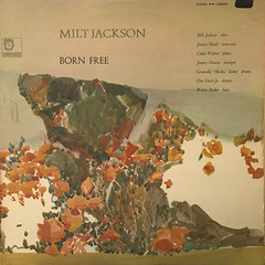 MILT JACKSON:BORN FREE(JACKET A)