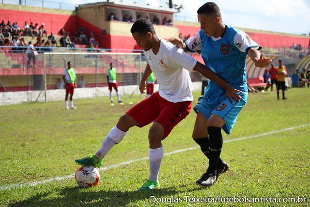 Real Cubatense 2 x 2 Manthiqueira, partida válida pelo Campeonato Paulista da Segunda Divisão de 2017, disputada no dia 25 de junho