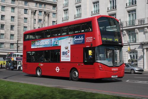 London United VH45187 LJ16EWK