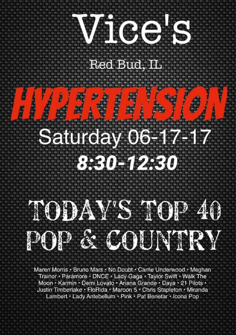 Hypertension 6-17-17