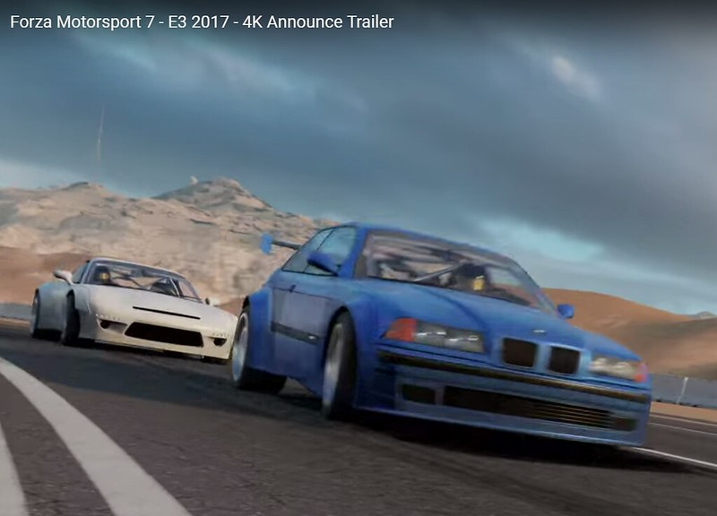 A Glimpse At The Body Kits From E3 Trailer