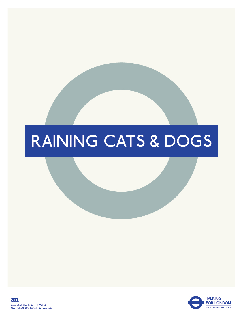 RAINING CATS & DOGS (TFL) AM