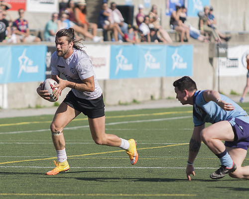 Toronto Wolfpack vs All Golds | by Chris McPhee
